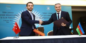 Türkiye ve Azerbaycan stratejik araştırma merkezleri arasında iş birliği protokolü