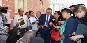 Avrupa Konseyi üyelerinden Diyarbakır annelerine ziyaret