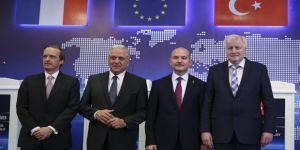 'Türkiye, dünyaya örnek bir davranış ortaya koymuştur'