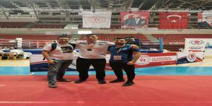 Başarılı eldiven Türkiye Şampiyonası yolcusu