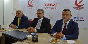 """Yeniden Refah, Türkiye siyasetinin çaresidir"""""""