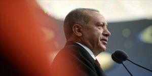 Cumhurbaşkanı Erdoğan İstanbul'un kurtuluş yıl dönümünü kutladı
