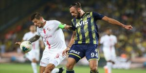 Antalya temsilcilerinden Fenerbahçe'ye geçit yok