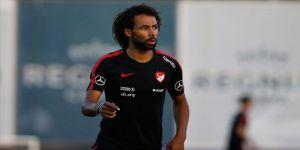 Antalyaspor'un milli gururu: Nazım Sangare