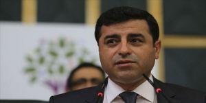 Selahattin Demirtaş'a kanuna muhalefet suçundan hapis cezası verildi