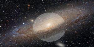 Satürn artık 'en çok uyduya sahip gezegen'