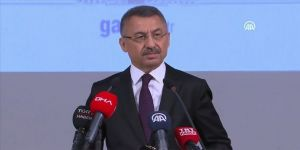 Cumhurbaşkanı Yardımcısı Oktay: Türkiye tehditlerle hareket edecek bir ülke değildir