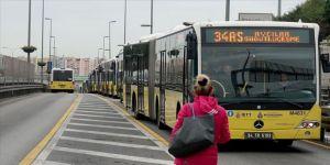 Beylikdüzü'nde metrobüs kazası: 4 yaralı