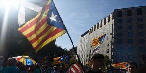 Katalonya'ya takviye polis ve jandarma takviyesi