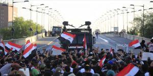 Irak hükümetinden göstericilerin talepleriyle ilgili 'ikinci paket'