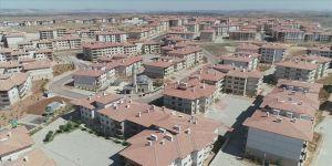 'Türkiye'nin en büyük konut projesi'nde hayat başlıyor