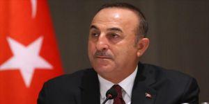 Dışişleri Bakanı Çavuşoğlu: Suriye'ye harekat uluslararası hukuktan kaynaklanan hakkımızdır