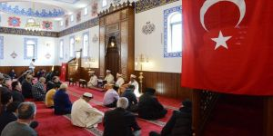 Avustralya'da Mehmetçik için dua edildi