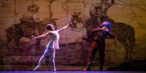 İDOB 'Don Kişot' eseriyle bale sezonunu açtı
