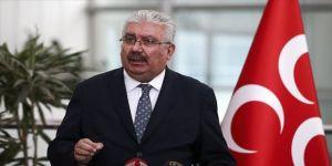 MHP Genel Başkan Yardımcısı Yalçın: Harekatın başarısı için hükümetimizin yanındayız
