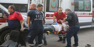 YPG/PKK'dan sivillere havanlı saldırı: : 8 şehit