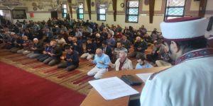 ABD'de Türk camilerinde Mehmetçik için dua