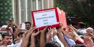 PKK'nın 9 aylık kurbanı Muhammed bebek yürekleri dağladı