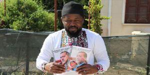 Erdoğan sevgisi Nijeryalı gence kitap yazdırdı