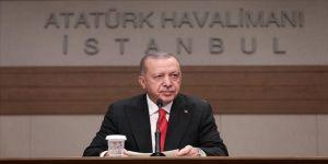 Cumhurbaşkanı Erdoğan: Münbiç konusunda uygulama aşamasındayız