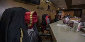 'Odatv davası'na bakan hakim ve savcılar hakim karşısında