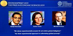 2019 Nobel Ekonomi Ödülü 'yoksullukla mücadeleye'
