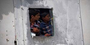 Cammu Keşmir'de gözaltındaki çocuklara kötü muamele ediliyor