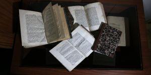 Müteferrika'nın ilk baskıları bu koleksiyonda yer alıyor