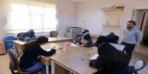 Karikatür Okulunda yetenek sınavı yapıldı