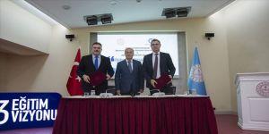 MEB ile Anadolu Üniversitesi arasında 'öğretmen eğitimi' protokolü