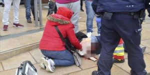 PKK'lılar Almanya'da Türk kökenli kişiyi bıçakla ağır yaraladı
