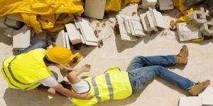 Vincin tekeri patladı…1 işçi hayatını kaybetti, 4işçi yaralandı!