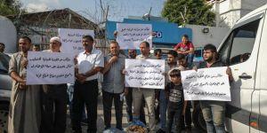Gazzeli çiftçiler ürünlerinin Batı Şeria pazarına girmesini istiyor