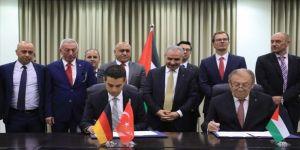 Türk şirketi, Filistin'in serbest sanayi bölgesini faaliyete geçirecek