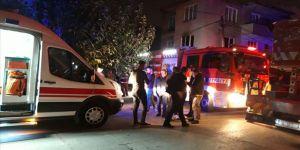 Balıkesir'deki ev yangınında 2 yaşındaki çocuk öldü