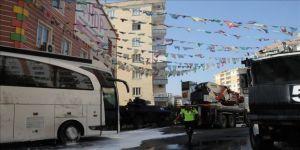HDP'liler Diyarbakır annelerinin oturma eylemini engellemek istedi