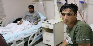Yunanistan'ın yaralı düzensiz göçmenleri zorla Türkiye'ye gönderdiği iddiası
