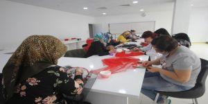 Mesleki eğitim ve sanat kursları başlıyor