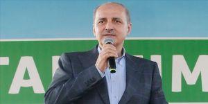 AK Parti Genel Başkanvekili Kurtulmuş: 120 saatte sonuç alınmazsa Barış Pınarı Harekatı sürecek
