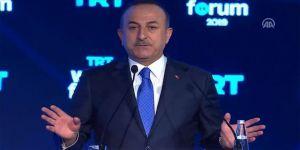 Bakan Çavuşoğlu: Suriye'deki çatışmanın sadece siyasi bir şekilde çözülebileceğine inanıyoruz
