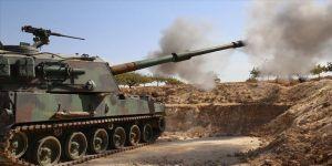 'Barış Pınarı Harekatı terör örgütünü hedef alıyor'