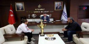 ''Tuğçe'den Dünya şampiyonluğu bekliyoruz''