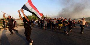 Irak hükümetinden 'Göstericilere karşı gerçek mermi kullanıldı' itirafı