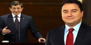 Davutoğlu ve Babacan'ın kuracakları partinin tarihleri belli oldu