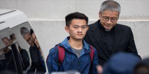 Hong Kong'daki iade yasa tasarısının müsebbibi serbest bırakıldı