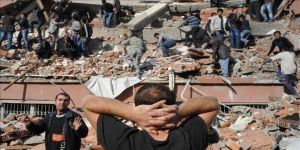 AFAD'dan Van depremi infografiği