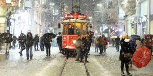"""Meteorolojiden """"Kasımda kar yağışı"""" iddiasına ilişkin açıklama"""