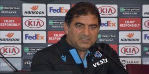 Trabzonspor Teknik Direktörü Karaman: Kaybedenin grupta şansı kalmayacak