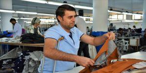 Engelli girişimci 80 kişiyi istihdam etti