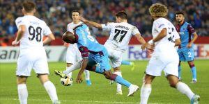 Trabzonspor Krasnodar'a evinde kaybetti